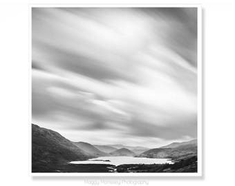 Limited Edition Print, Signed Black and White Fine Art Photograph, Art for Living Room, Ireland Wall Art, Irish Gift, Gift Idea For Him