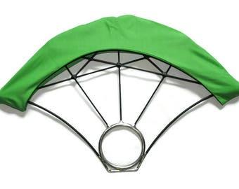 HYBRID FANS ONLY Bright Green - Single Fire Fan Wick Cover