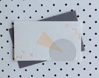 Fill-In Baby Shower Invitations - Set of 5 Gender Neutral