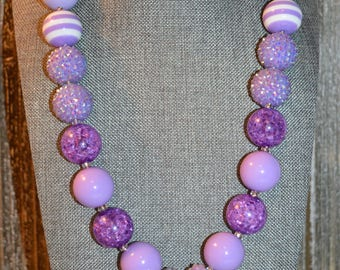Sofia the First Beaded Necklace