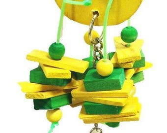 1172 Pair of Pears Bird Toy