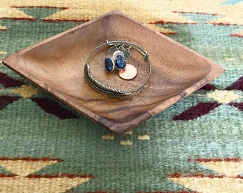 Wood Catchall Tray