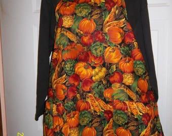 Apron - Regular - Pumpkins and Artichokes