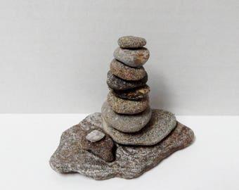 River Rock Cairn # 80