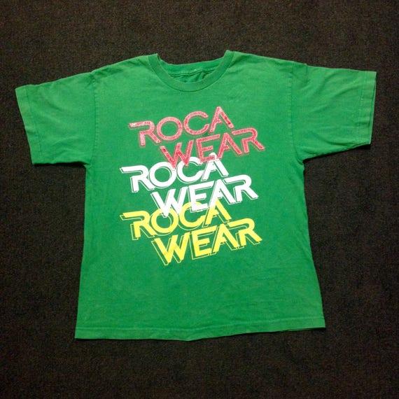 Vintage Roca Wear T-shirt