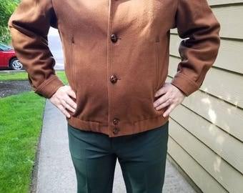 Jupiter Wool and Corduroy Coat
