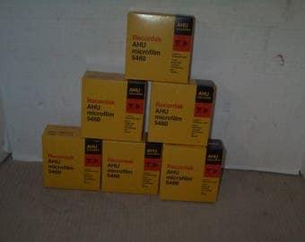 NOS Kodak AHU Microfilm 5460