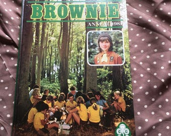 Brownie Gude Annual 1981