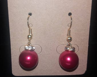 The Red Baubles