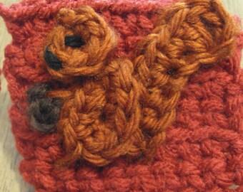 Earl the Squirrel   Crochet Pattern   Easy Crochet   Crochet Patterns   Instant Download   Beginner Crochet   PDF Pattern   Pattern