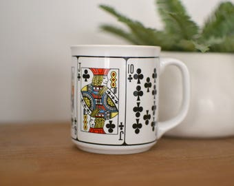 Royal Flush Mug