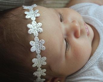 Baby Headband, Baby Girl Headband, Gold Headband, baby head wraps, baby headband bows, baby bows, baby girl, newborn headband