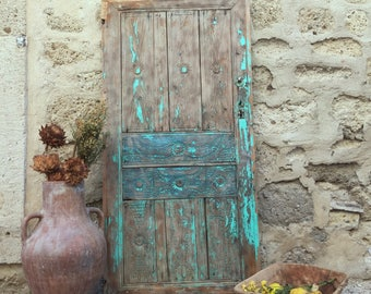 Decorative Rustic Old Wood Door,Antique Vintage Door