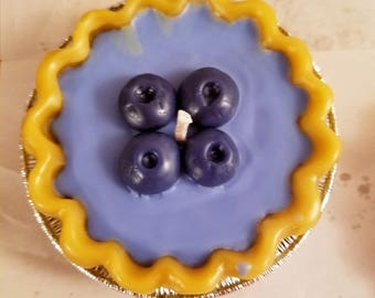 3 inch pie candles