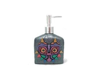 Majoras Mask Soap Dispenser, Legend of Zelda