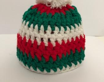 Christmas colour hat