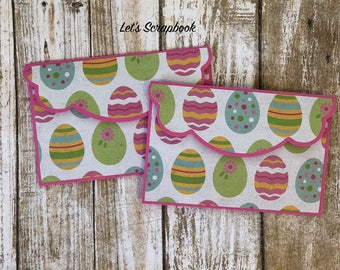 Easter gift card etsy gift card holders easter easter gift card holder handmade gift card holder negle Gallery