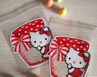Hello kitty candy bag