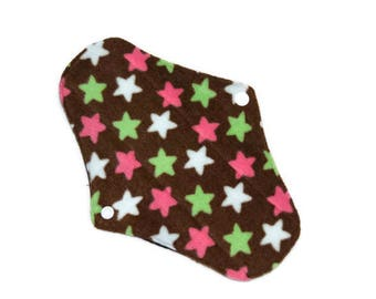 5 Soft Reusable Stay Dry Fleece Mama Cloth Pads/Soft  Reusable Washable  Cloth  Mama Pads!