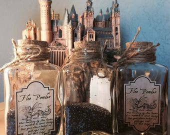 Floo Powder Harry Potter inspired potion