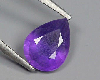 2.40 Ct Natural Brazil Purple AMETHYST