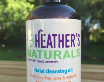 Daily Facial Cleansing Oil with Celtic Sea Salt
