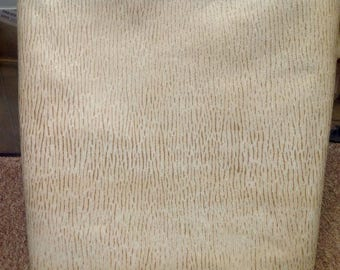 A77 Leather Cow Hide Cowhide Upholstery Craft Fabric Embossed Antique White Lace 53 sq ft  Free Shipping !!!