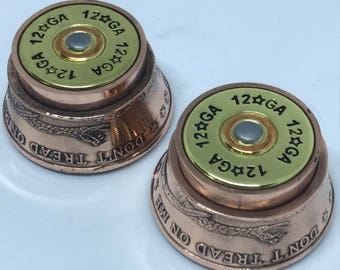 Dont tread on me Copper Guitar knobs