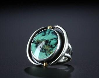 Variscite Ring, size 6.25