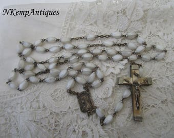 French lourdes rosary 1930's