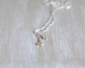 Noncha star 925 Silver necklace