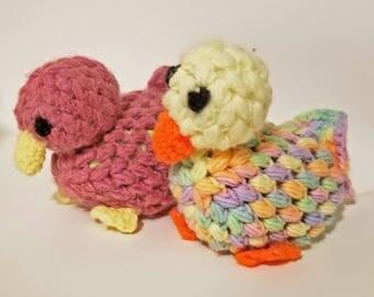Duck Jellybean Holder