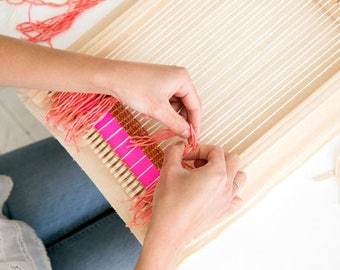 MELBOURNE beginners weaving Class Saturday September 9th 11-2pm!