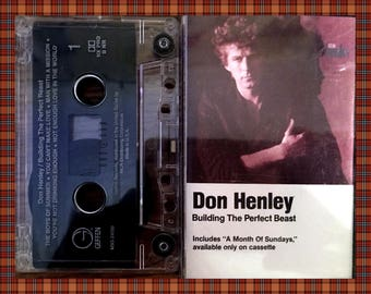 僕を形作った洋楽アルバムたちVol.32 DON HENLEY - BUILDING THE PERFECT BEAST