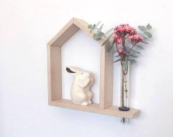 Tree house vase