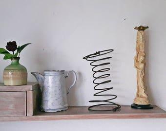 Metal Spring, Salvaged Metal Bed Springs, DIY, Craft Supply Spring, Rustic Metal Finding, Coil Springs, Upholstery Springs, primitive decor