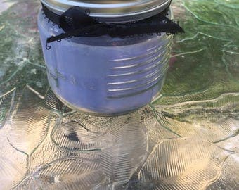 Whimsical Lavender Soy Candle