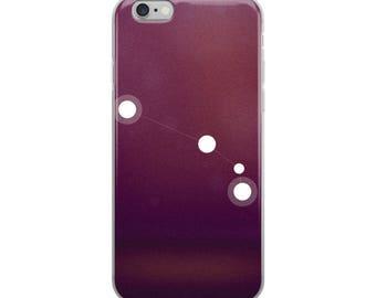 iPhone 5/5s/Se, 6/6s, 6/6s Plus Case - Zodiac Aries Constellation iPhone Case