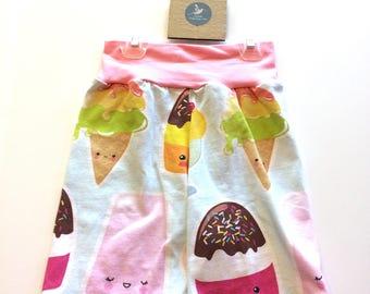 Bermuda Shorts ~ Ready to Ship, cloth diaper pants, baby, toddler clothes 5T