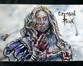 Original Ink: Crimson Peak