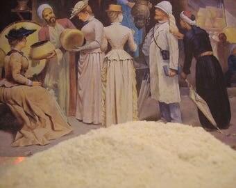 Frankincense Boswellia   Resin powder , Wild harvested organic -   Ancient  Spiritual Ritual Incense - Magi Gift