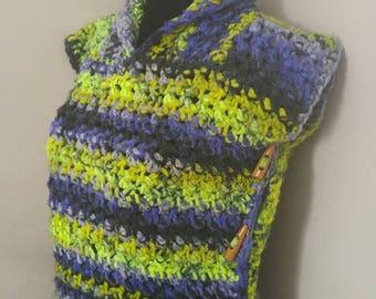 Girls tunic, 6-10 girls tunic, girls sweater, soft warm sweater