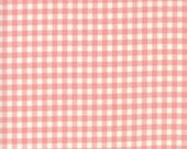 Howdy - Pink Gingham by Stacy lest Hsu for Moda, 1/2 yard, 20556 19