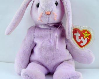 Ty Beanie Baby Floppity the Bunny Rabbit