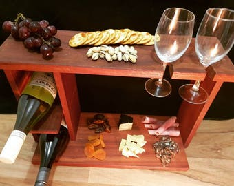 Wine and Cheese Serving stand