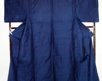 Mens Kimono, Japanese Kimono, Japanese mens kimono, Vintage Kimono, Men's Robe, Wool Kimono, Kimono Robe , Samurai, mens maxi dress, kimono