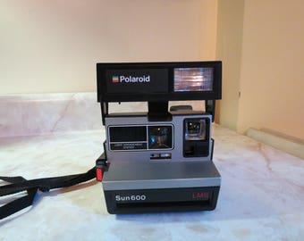Polaroid Sun600 Camera
