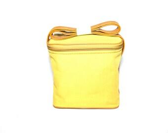 Polaroid Transport Bag - Polaroid Carry Case - Light brown Canvas