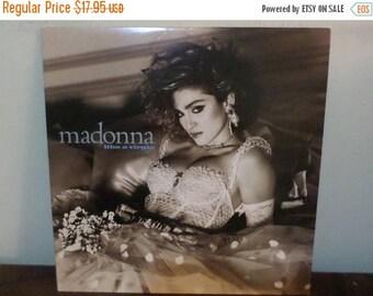 Save 30% Today Vintage 1984 Vinyl LP Record Madonna Like A Virgin Excellent Condition 13916