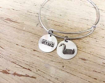 Prison Break inspired bracelet or keychain